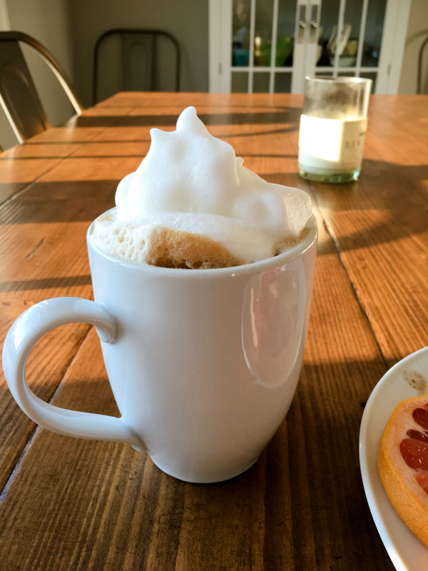 To Froth Or Not To Froth