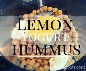 LemonYogurtHummus