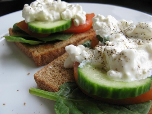 Leah Sandwich