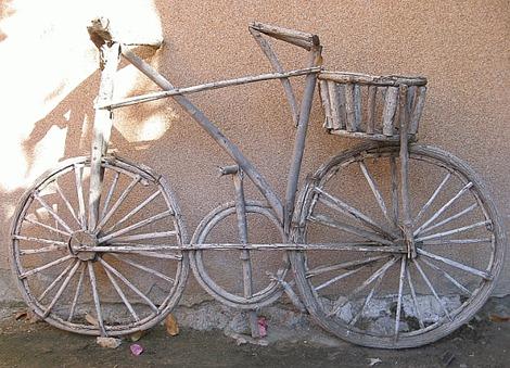 Rickety bike
