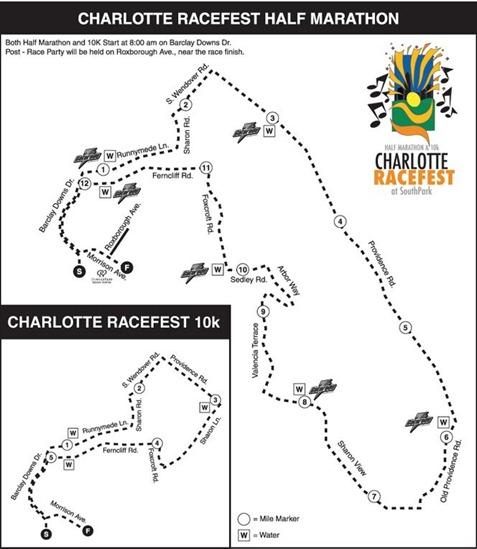 Racefest Map