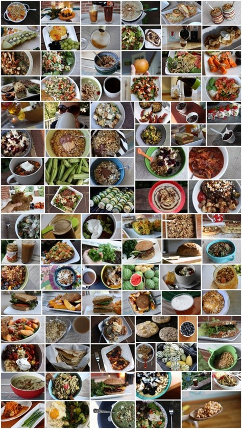 Project Food Blog