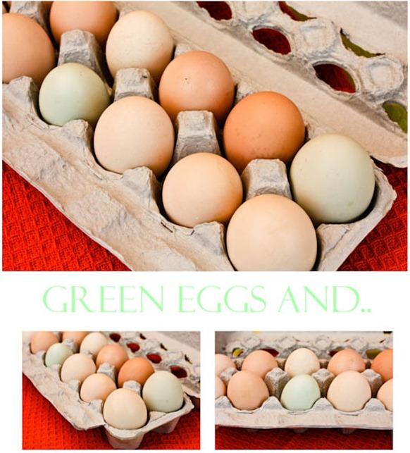Green eggsBlog