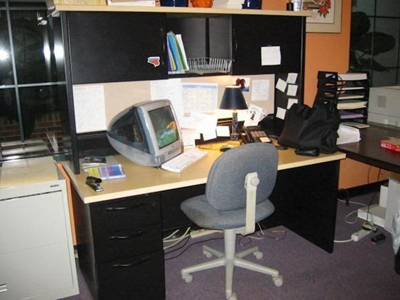Old deskBlog