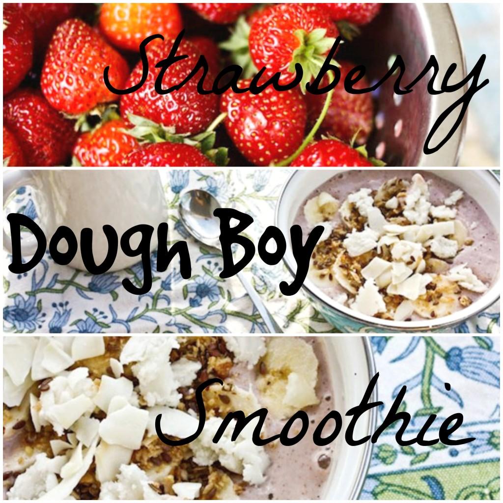 StrawberryDoughBoySmoothie