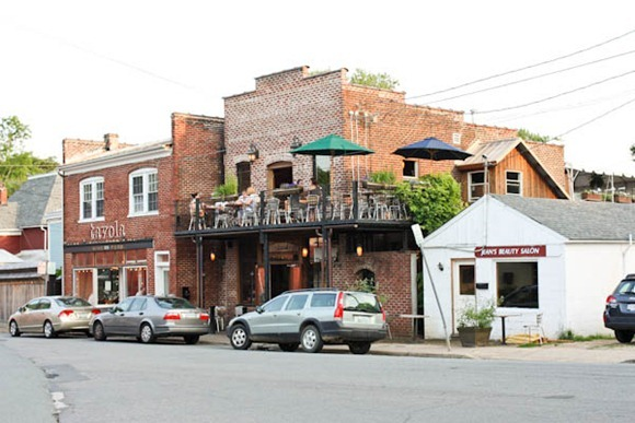 belmont restaurants in Charlottesville