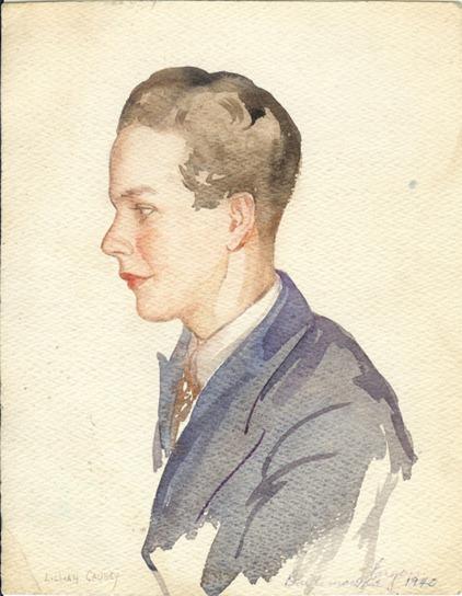 Eugene Frey, 1940 (Baltimore Peabody Conservatory) 001Blog