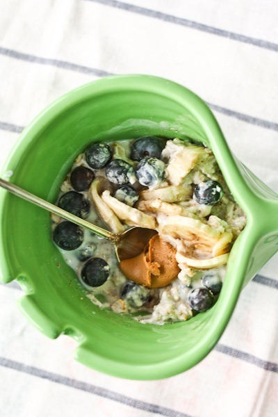 blueberry oats recipe
