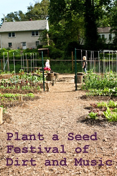 Plant a seed festival of seed and music
