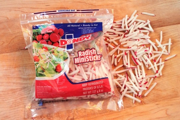 Radish sticks and package (600x400)