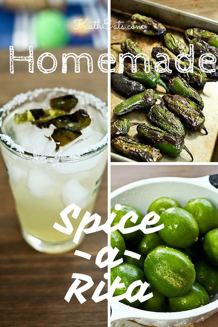 Homemade Spice-A-Rita