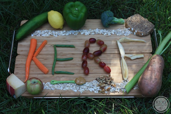 vegetables spelling KERF