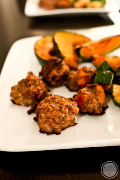 Harvest Meatballs
