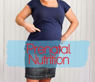 Guest RD: Prenatal Nutrition