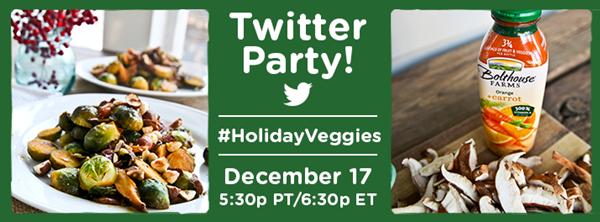 Twitter_Party_HolidayVeggies_EVENT