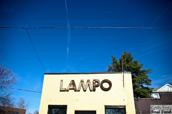 Dinner At Lampo