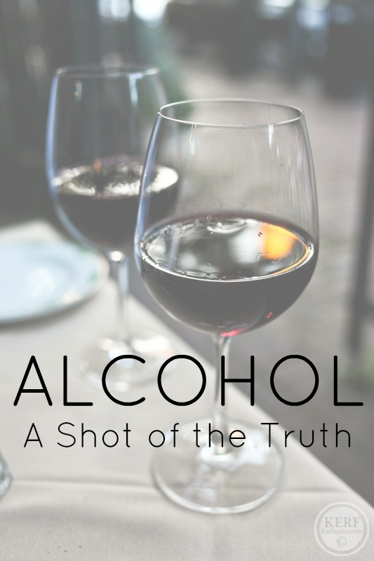 Alcohol: A Shot of the Truth