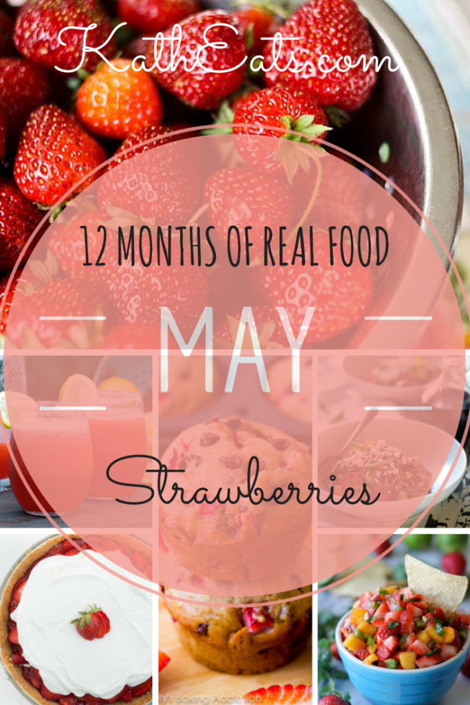 12 Months Of Strawberry Recipes