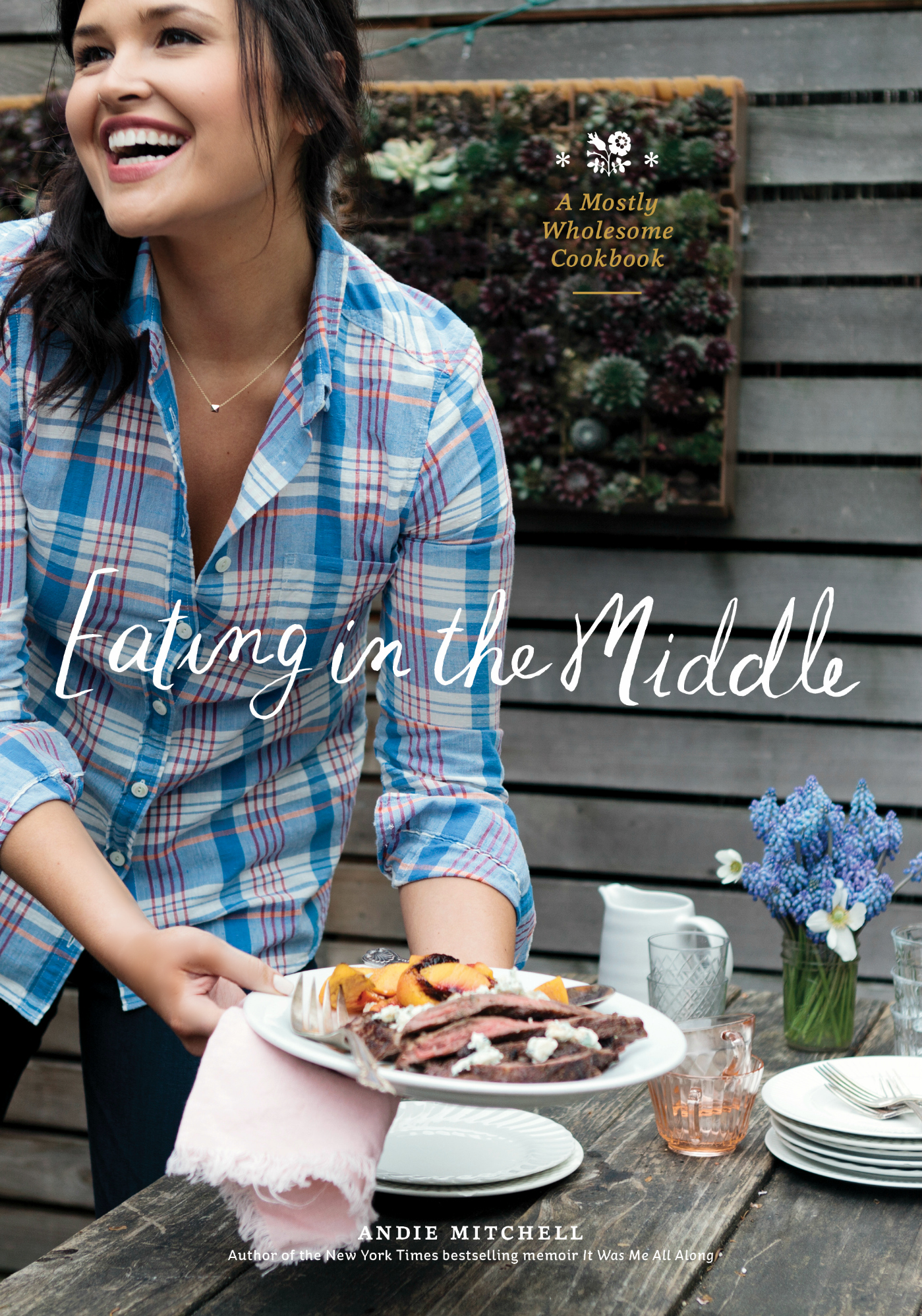 Eating in the Middle Cover