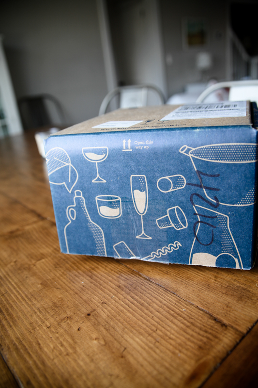 Blue Apron Has Wine!!