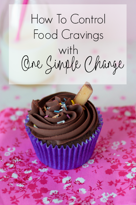 Guest RD: How To Control Food Cravings With One Simple Change