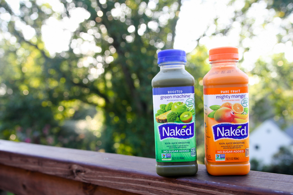 is naked juice good for