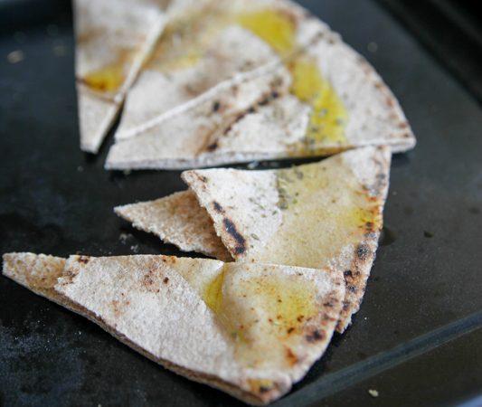 Mediterranean Tasting Plate