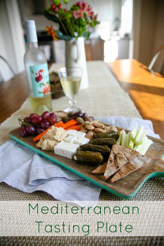 mediterranean-tasting-plate