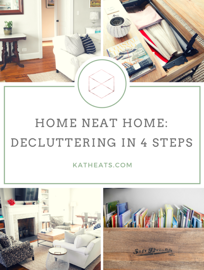 Home Neat Home: Decluttering