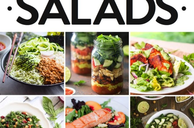 Secrets To Eating More Salads