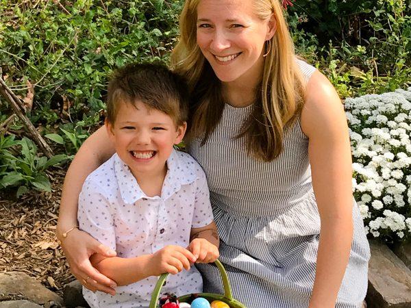 Happy Sunny Easter Sunday!