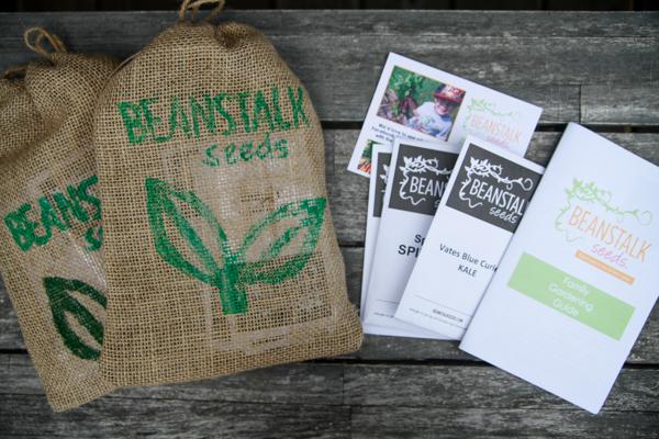 Beanstalk Seeds