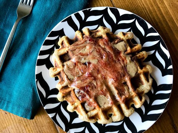 Lampo + Waffles