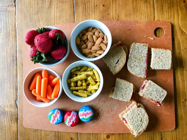 Kid-Friendly Lunch Buffet