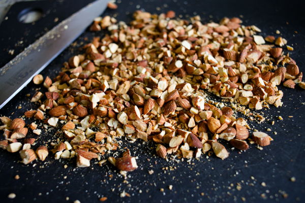 Super Salty Salted Almond Chocolate Bark Kath Eats Real Food