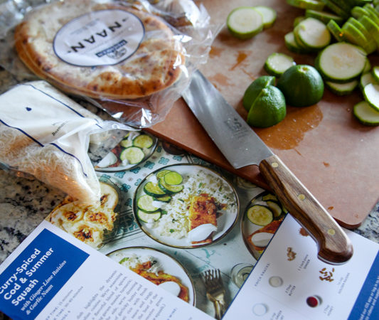 Blue Apron vs. Plated Comparison