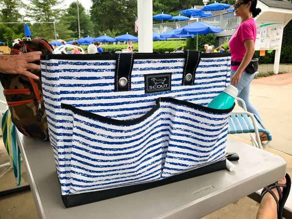 My Mom Has A Scout Bag As Her Beach And Had Me Eyeing Them While We Were On Bald Head These Bags Are All The Rage Island