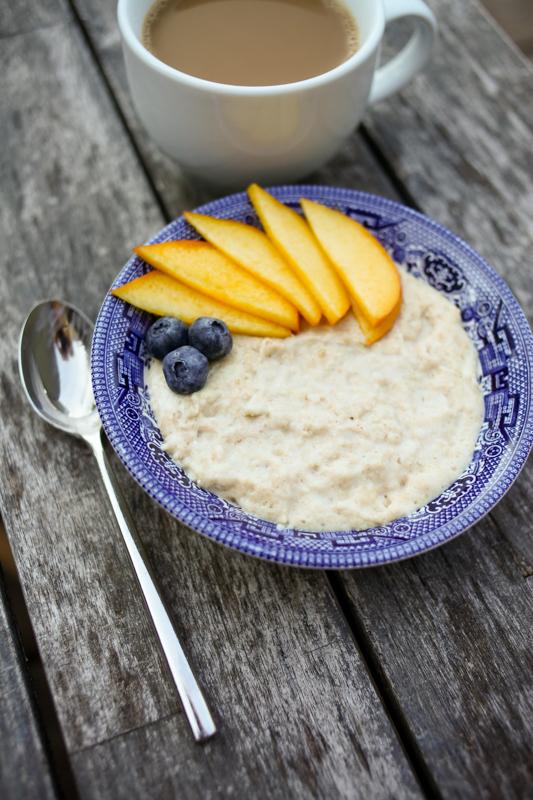 Three Bears Oatmeal Porridge
