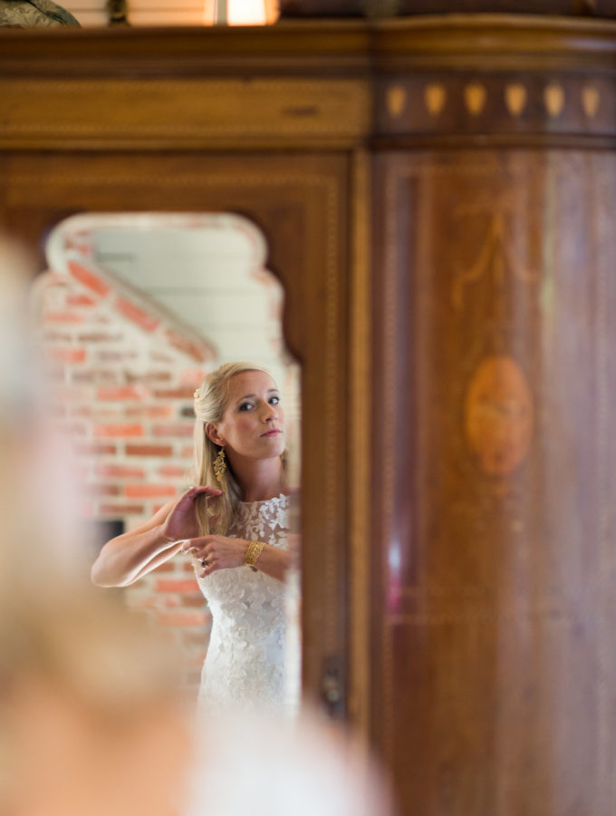 Wedding: Getting Ready