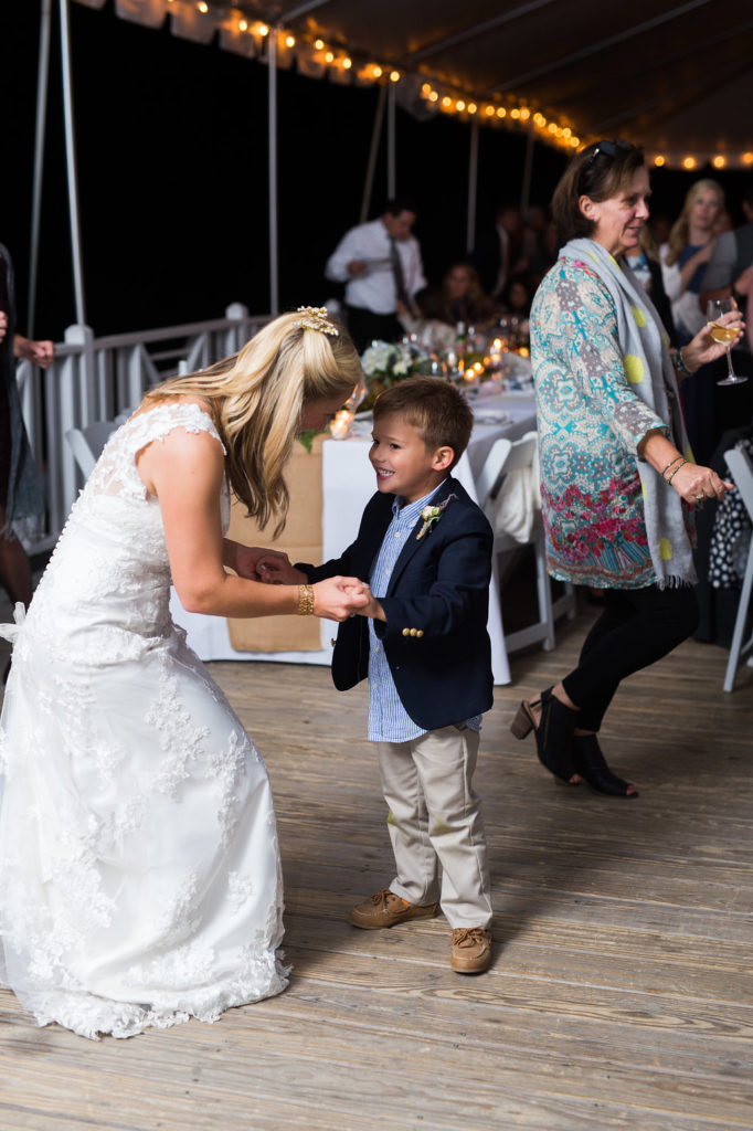 Thomas LOVES To Dance At Weddings And So Having A Good DJ Was Very Important Him We Used John Garland Of Studios I Honestly Thought He