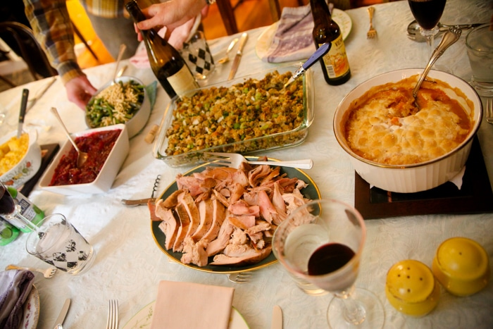 A Healthier Thanksgiving