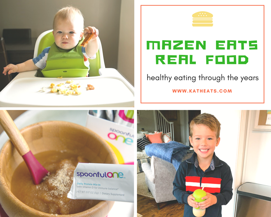 Mazen Eats Real Food Through The Years Kath Eats Real Food