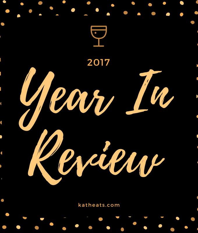 2017 Yearly Recap