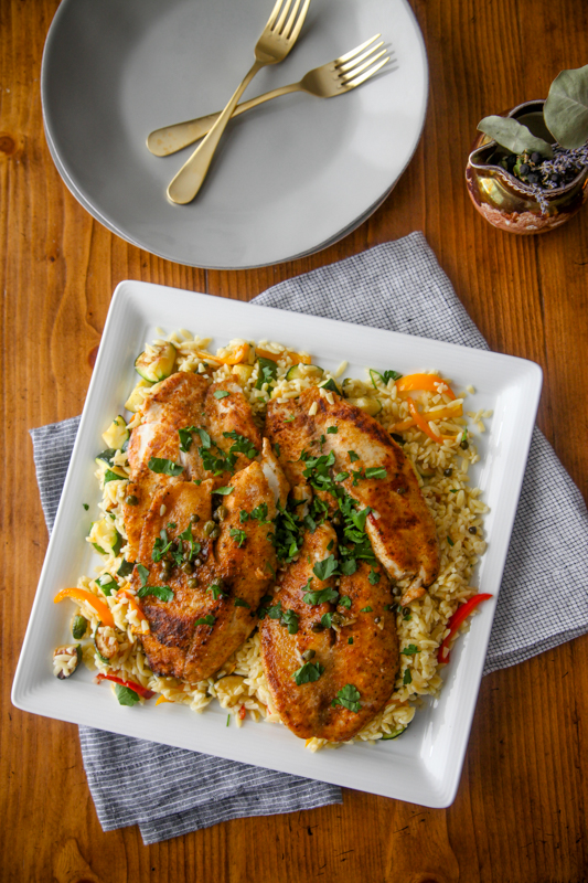 Fishin for new recipes with blue apron kath eats real food today im bringing you another inspiring recipe from blue apron one of my favorite blog partners i have an offer for those of you who have yet to try forumfinder Images