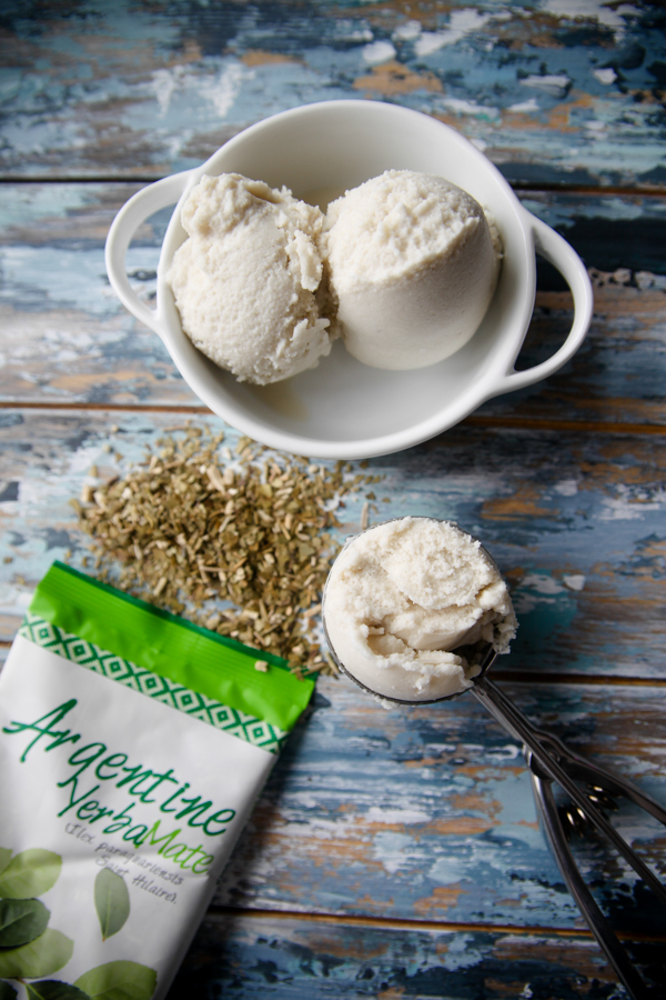 Kath eats real food a healthy food nutrition and lifestyle blog when dreaming up recipes that could showcase the argentinian yerba mate flavors my mind immediately drifted to a refreshing sorbet forumfinder Images