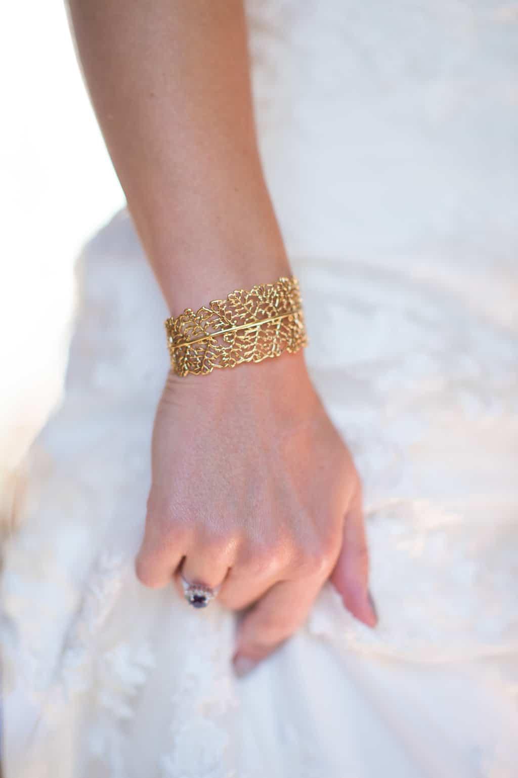 bridal arm