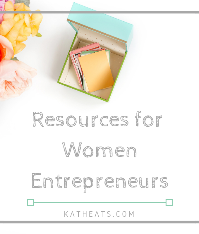 Resources For Women Entreprenuers