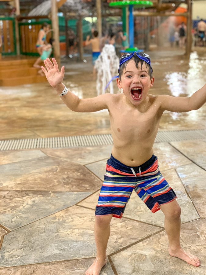 Our Trip To Great Wolf Lodge