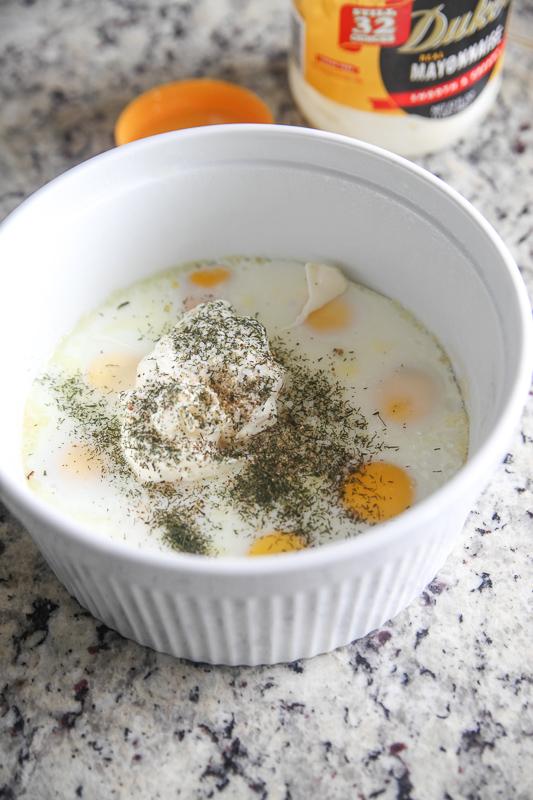 Instant Pot Egg Salad