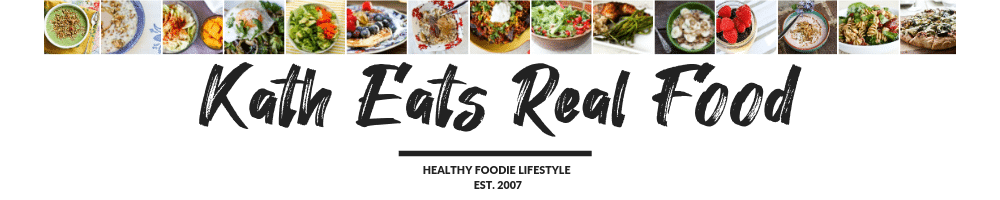 Kath Eats Real Food logo
